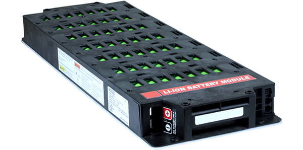 Lithium ion battery module